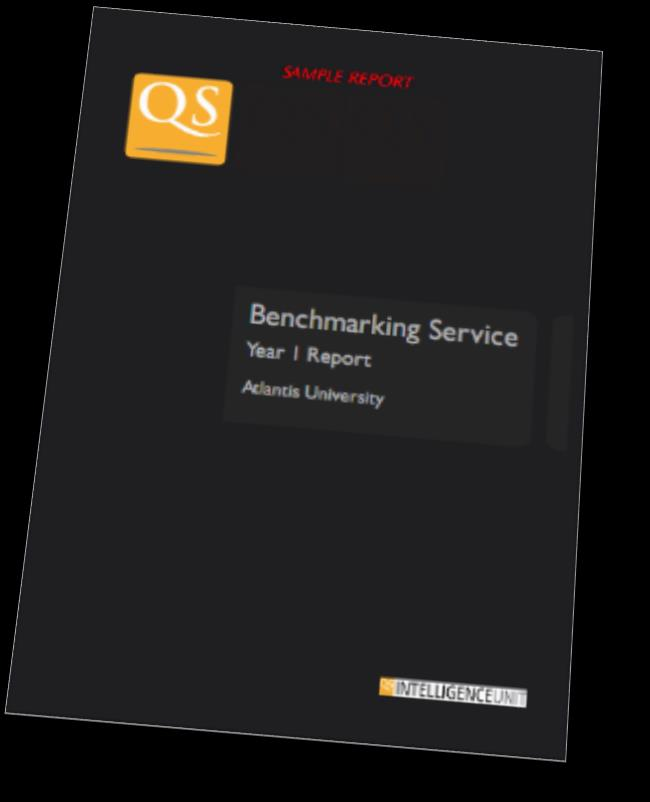 QSIU BENCHMARKING SERVICE: WHAT IS IT?