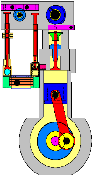 contact heat exchange with a heat exchange fluid Target