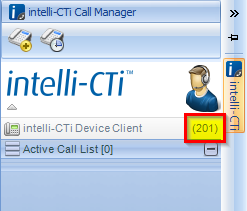 Testing intelli-cti Testing intelli-cti Installation / Set-up Check List To ensure your intelli-cti installation is complete and ready for testing, the following check list items should have been