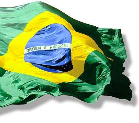 adopted in Brazil for terrestrial digital television transmission.