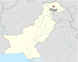1. DESCRIBING THE CONTEXT Gilgit-Baltistan 1.1. GOVERNANCE: Gilgit-Baltistan formerly known as the Northern Areas is the northern most political entity within Pakistan.