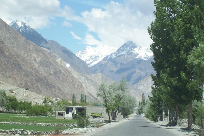2. DESCRIBING THE CITY Gilgit is the capital city of the province of Gilgit-Baltistan. It is the administrative and commercial centre of the Gilgit-Baltistan.