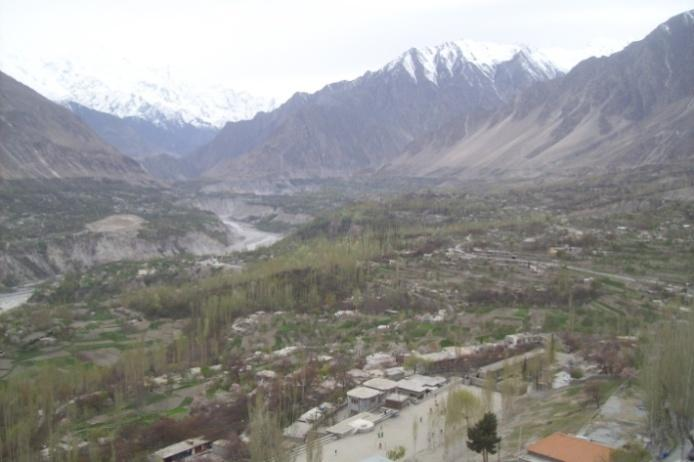 2.2.4. AGRICULTURE: According to the Gilgit Master Plan of 1977, it is stated that the main landuse within the Gilgit city consists of agricultural land.
