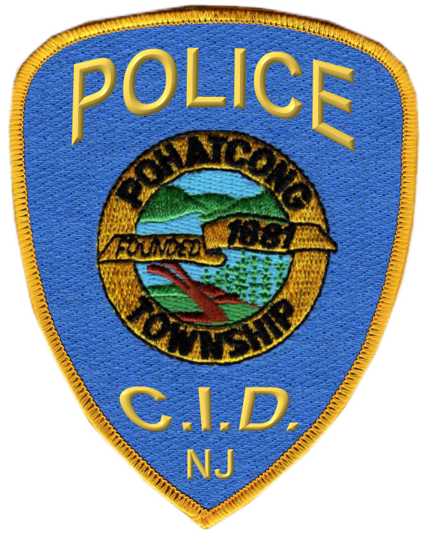 POHATCONG TOWNSHIP POLICE DEPARTMENT