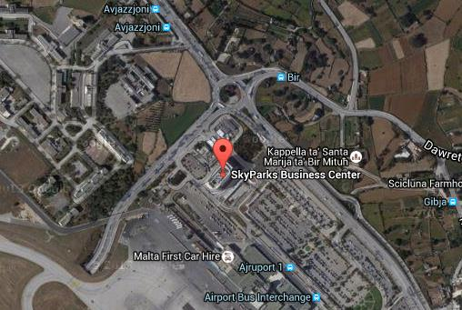 Training Location Microsoft Innovation Centre, Sky Parks Business Centre, Luqa, LQA 4000 Click on the below link for a Google Map