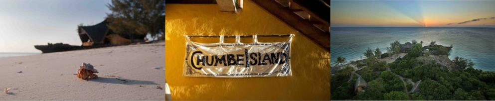 Introduction CHICOP Chumbe Island is situated 12 km Southwest of Stonetown, Unguja, Zanzibar and 6 km from the nearest point on the Unguja coast (Chukwani). Latitude/Longitude: 6 16' S; 39 10' E.