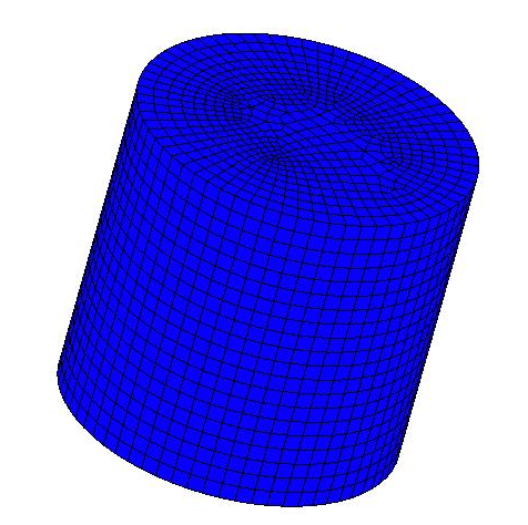 Model 4. Backward Can Extrusion 75 Table 5.7: Material parameters for the isotropic model. Parameter Magnitude Modulus of Elasticity 200000 Poisson s Ratio 0.3 Flow Curve Formula 500(1 + ε) 0.