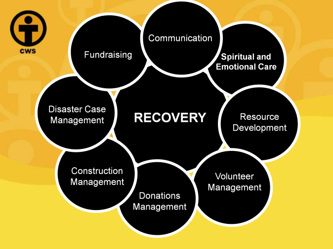 When all these aspects are looked at carefully and each component is treated a part of the recovery picture, we realize that they all must work together to achieve total recovery management.