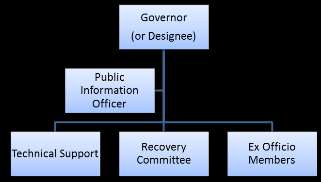 3) State recovery plans should identify state-level policies and programs designed to assist local governments build greater capacity to confront the challenges associated with disaster recovery.
