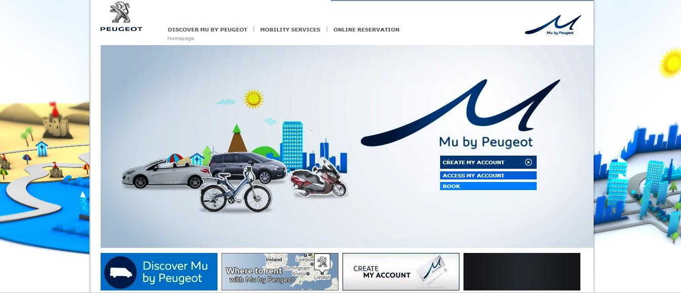Peugeot offers mobility membership, redefining car ownership to access to many forms of transportation.