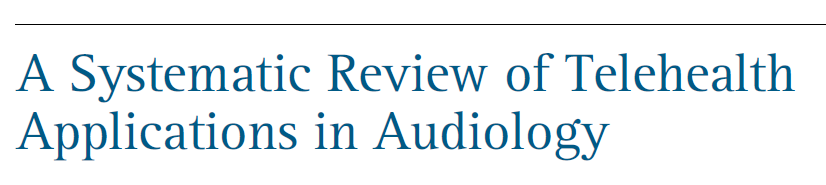 Screening and diagnostics of various audiological conditions using pure tone and speech audiometry, otoacoustic emissions as well as evoked potentials Adults and children Canada, South Africa,