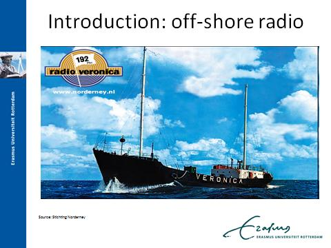 Pirate Radio in the