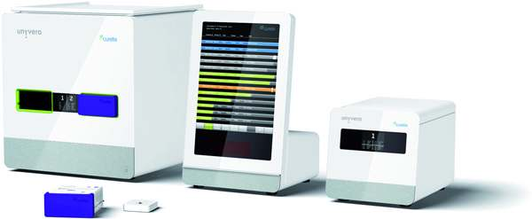 Unyvero Pneumonia Application (UPA) assay multiplex end-point PCR with