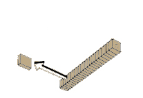 cross-docking, and shipping. Figure 36: Typical warehouse operations (Inspired by: Tompkins et al., 2003) shows the flows of product and identify the typical storage areas and relative movements.