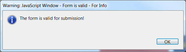 When you validate, an additional button the Go to next error button appears next to the Validate form button. Use this button to jump from error to error in your form.