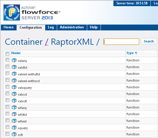 Altova RaptorXML is the third-generation, hyper-fast XML and XBRL processor from the makers of XMLSpy.