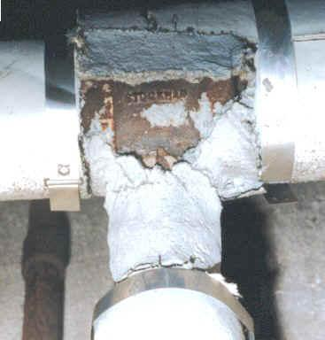 REPORTING SUSPECT MATERIALS DAMAGED PIPE INSULATION IF YOU SEE SUSPECT, DAMAGED MATERIAL, IMMEDIATELY REPORT THIS TO YOUR