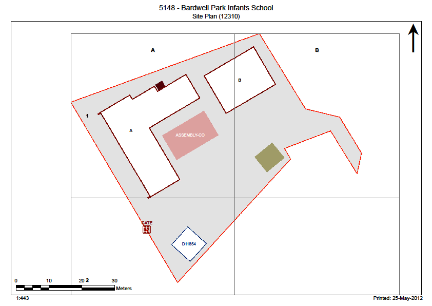 Asbestos Register School : Bardwell Park Infants School School Code : 5148 Region