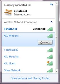 20. In the Network and Sharing Center window,