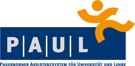 Introduction in PAUL Paderborner Assistenzsystem für Universität und Lehre Paderborn Assistance-System for University and Teaching https://paul.upb.