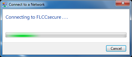 Last Updated: January 23, 2013 5 Then, fill in your FLCC Network Account s username and password. That is, the same account you use to logon to a Computer on campus.