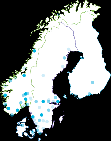 Unique position Making a difference in the Nordics 100+ employees Close to our customers 50 cities with capacity to deliver regional offices with specialist competencies Key figures Revenue NOK.