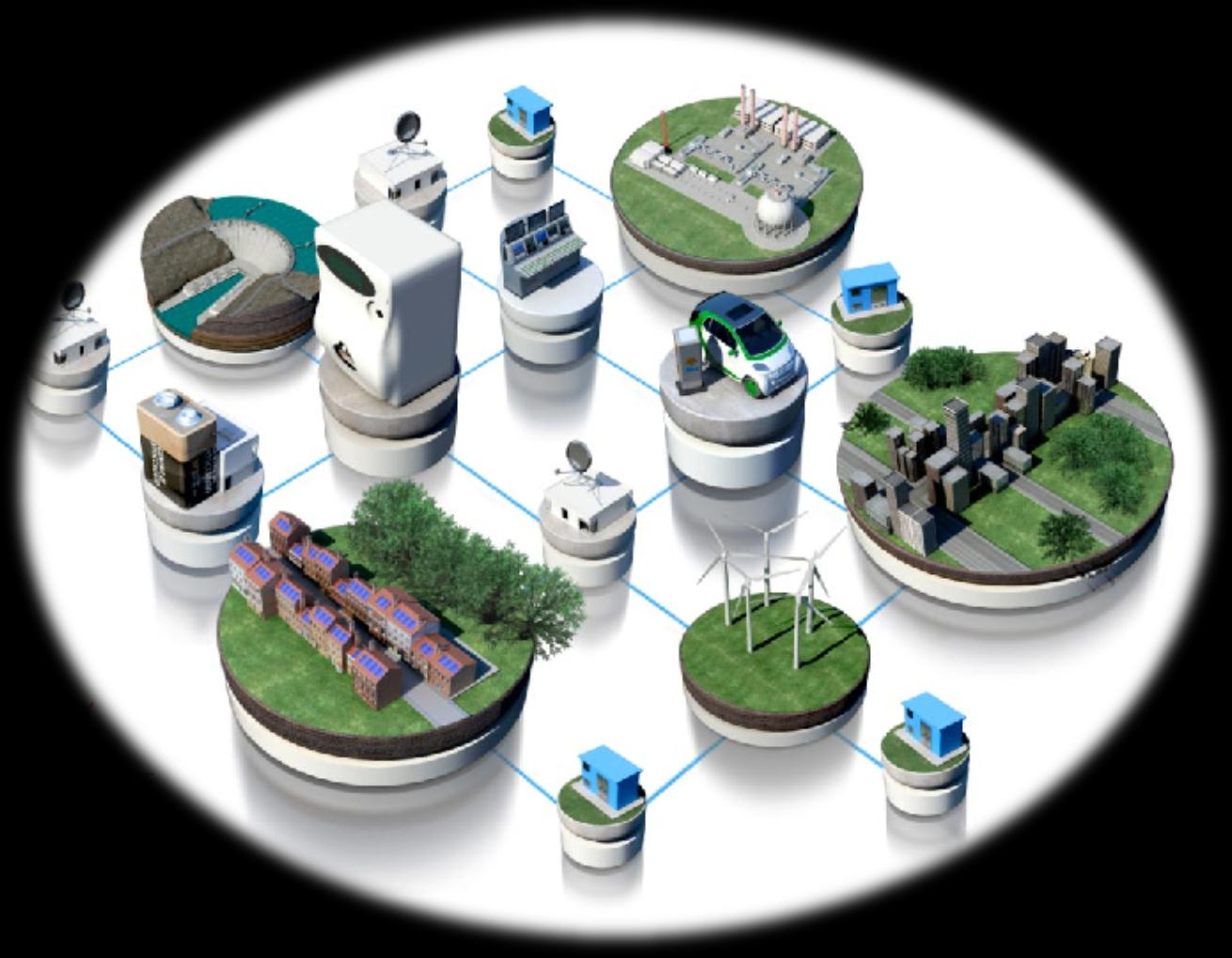 Smart Grids Broadband Communication Smart Metering Electricity Gas Heat Electro-mobility Vehicle-to-Grid