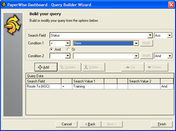 Display The Dashboard Wizard then prompts you to select the display options. Dashboard provides a choice of three gauges to graphically represent the workload it is monitoring.