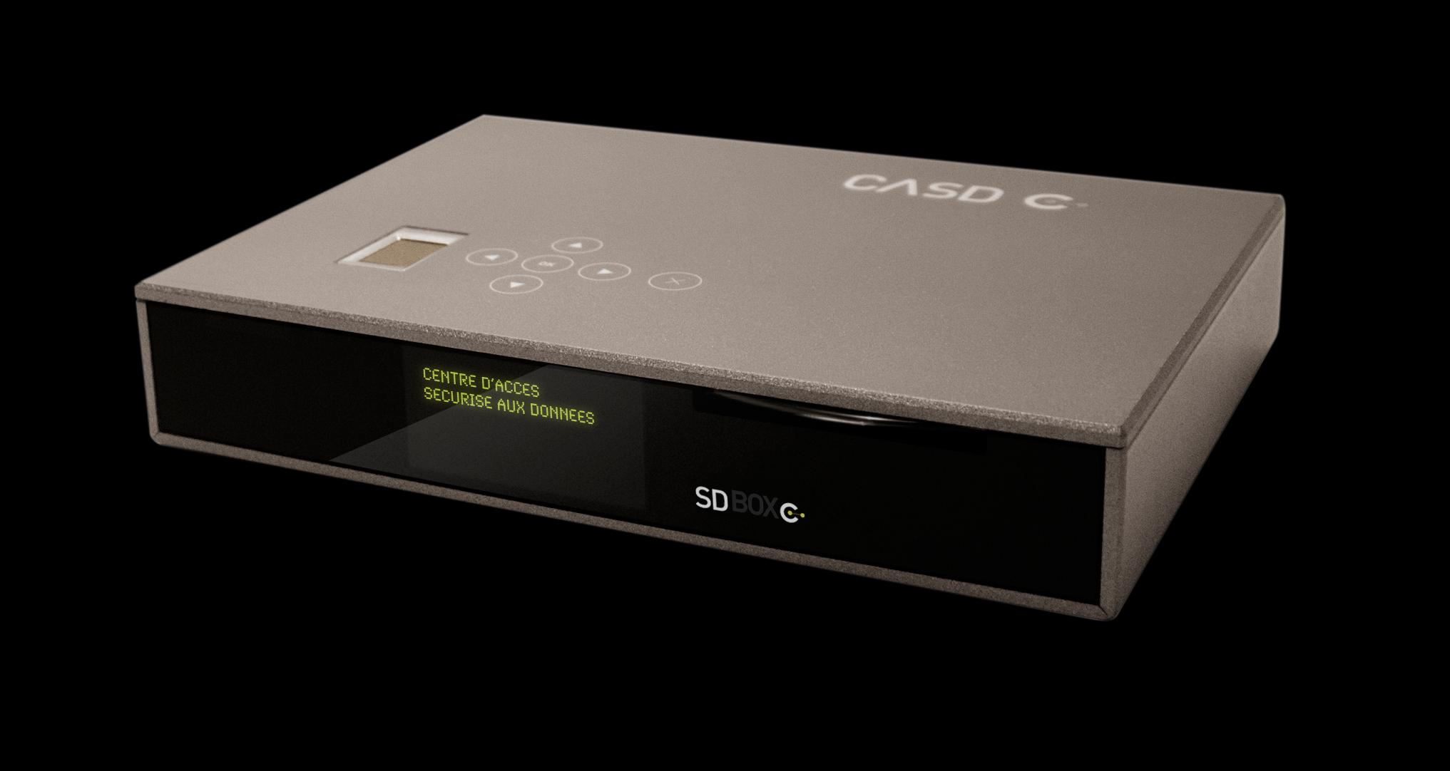 The CASD technology The SD Box Some Examples Managing Data Protection Illustration