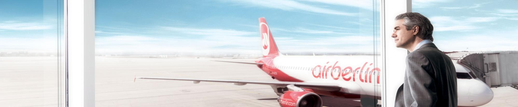 Air Berlin PLC 12 April