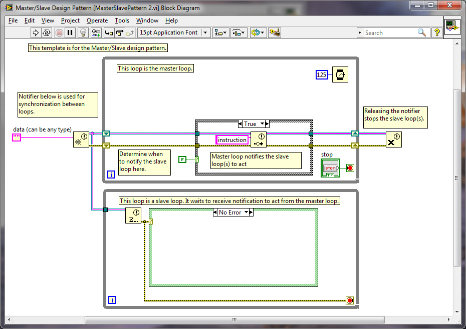 LabVIEW start up 10