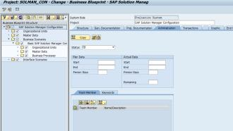 com/alm-processes 1 2 3 4 SAP Training SM 200 8 Expert Guided Implementation - Service Self Learning Maps SAP Help Portal