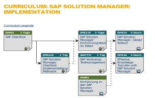 IT Service on SAP Solution Manager 10 steps to make yourself an expert ALM overview http://service.sap.