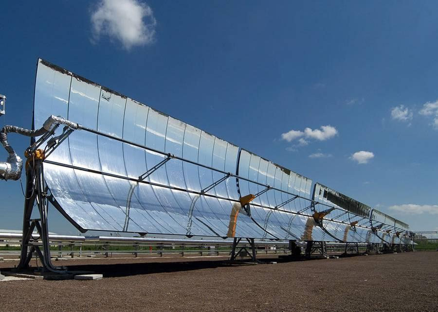 Concentrating solar power for electricity production