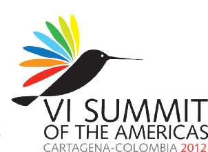 A Force for Positive Change Summits of the Americas The Summits process is a clear opportunity to devise or update a hemispheric agenda at the highest level, one that will address our societies most