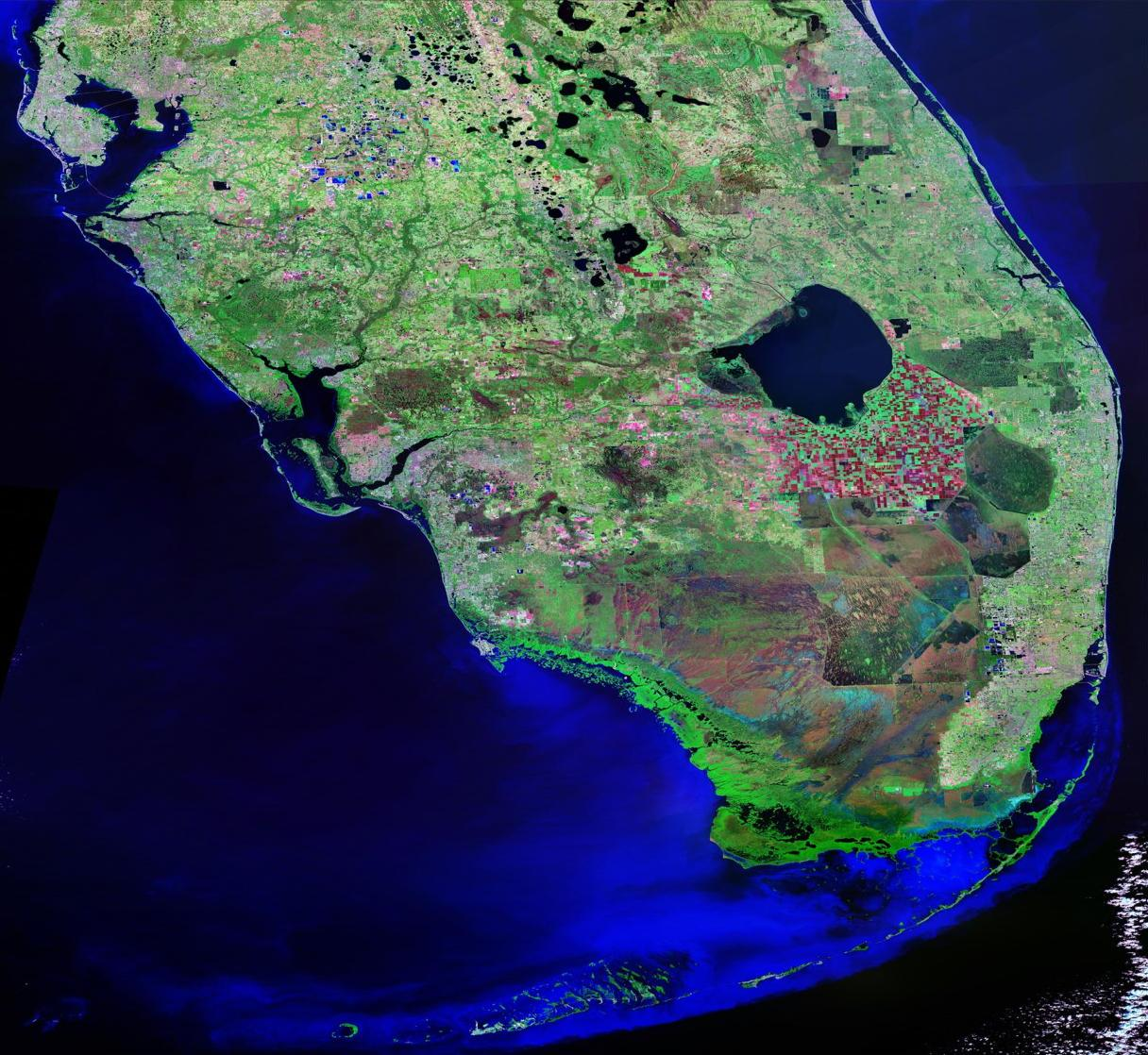 Everglades Restoration Restore natural hydrologic conditions in the remaining 50% of historic Everglades Water quantity, quality, timing and distribution Maintain or enhance existing services in