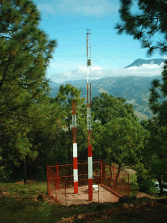 earthquake energy. SAS can provide warnings seismic in the valley of Mexico when it recognizes the onset of large earthquakes occurring at Guerrero coast.