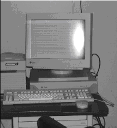 to restore the tapes to a harddisk. The backups were made in a vendor dependant backupformat on a SPARCcomputer 4 with Solaris and later an old Unix version as operatingsystem.