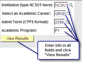 or Dept. Review Complete on the Graduation Approval List for a prompted term. The status of each student s milestones and checklists is displayed. Only the students for a prompted liaison are shown.