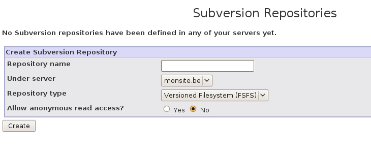 Subversion Subversion is a program that allows version control of files.