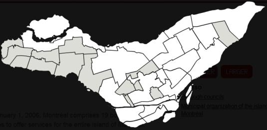 Case Study: City of Montreal Challenges: 1. Amalgamation - 32 distinct boroughs and linked cities 2. Diverse telecom and IT infrastructures 3.