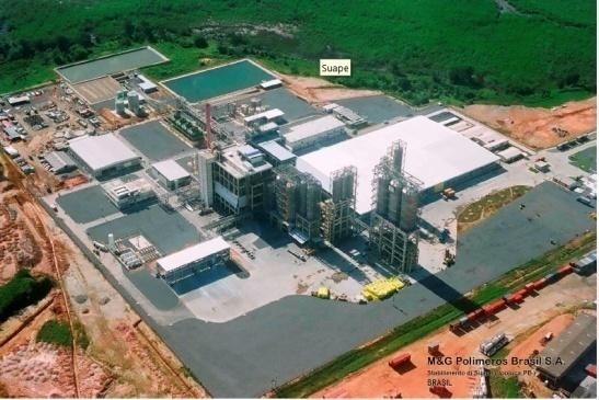 Anchor project of the industrial park - textile grade PET plant Location: Ivanovo region, Vichugsky district (on the border of the Vichuga city) Types of produced products: Polyester staple fiber