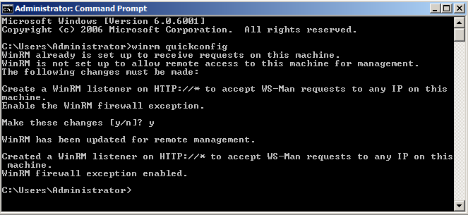 9 Implementing Windows Event Forwarding Installing Windows Remote Management (WinRM) When the down-level machines are Source Computers ensure that the WinRM client is installed on these machines