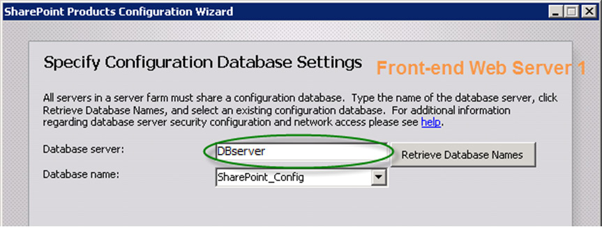 Helpful Notes Installed DocAve Agents cannot be Displayed in the Manager Interface If both hostname and IP address are used to configure the Database server when installing SharePoint on the