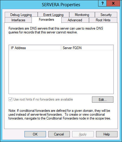 DNS forwarders One of the scenarios in which DNS servers do send recursive queries to other servers is when you configure a server to function as a forwarder.