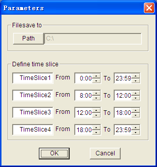 Schedule Play Window 1~4, Full Screen, Image Window Style Function: Open, Play, Pause, Stop, Fastback, Fastadvance, SingleFrame-back, SingleFrame-advance, Sound On/Off,