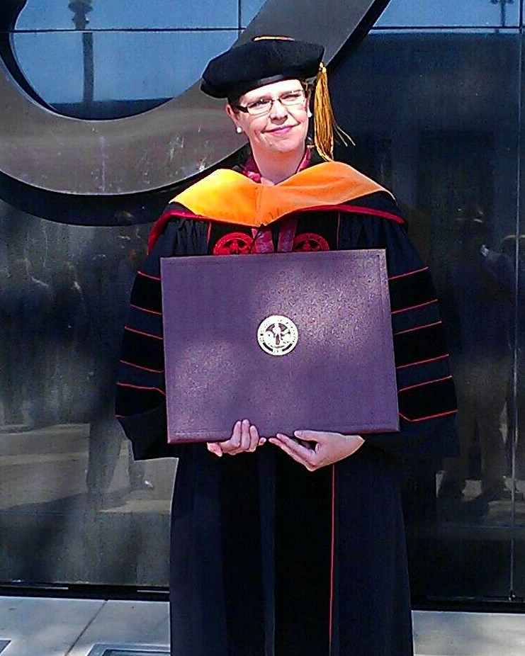 Faculty Earn Terminal Degrees Dr. Jennifer Johnson completed her Doctor of Nursing Practice (DNP) requirements for the University of Alabama in May 2014.