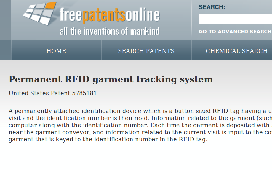 RFID in your