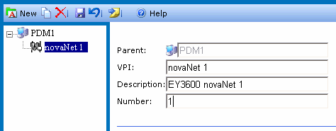 3 Time Profile ZP3600 Web General Setup 3.2.2.1 PDM Name Station name generated under novapro Open (see 1.3.1). 3.2.2.2 VPI Bus configuration (VPI or driver number) with suitable tags for communication with the AS's.