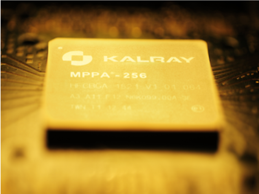 MPPA -256 Andey Processor in CMOS 28nm 400MHz 211 SP GFLOPS 70 DP FLOPS 8W to 15W Production since 2013 in TSMC High processing performance Very low power